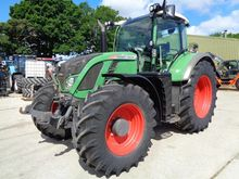 2013 Fendt 724 Profi Plus