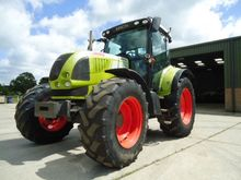 Used 2010 Claas CLAA