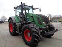 2012 Fendt 826 Profi Plus