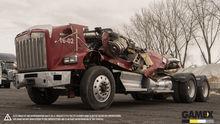 2016 KENWORTH T800 Damaged truc