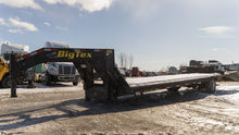 2013 BIG TEX BIG TEK FLAT BED P