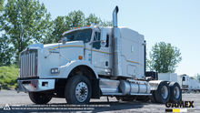2011 KENWORTH T800 Damaged truc