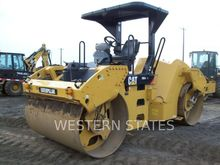 2014 CATERPILLAR CB54 U009205