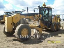 2008 CATERPILLAR 160M UT01217
