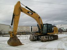 2013 CATERPILLAR 336E UT01277