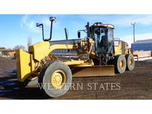 2011 CATERPILLAR 140M UT01302