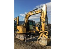 2010 CATERPILLAR 308D CR R10187
