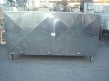 Tank made of stainless steel TA