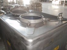 Used Square Tank. 10