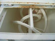 350 L. Mixer for Powder Materia