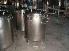 Used Pressure Tank.