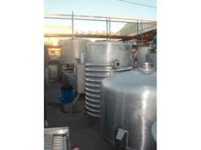 Tank with coil. 1000 l.