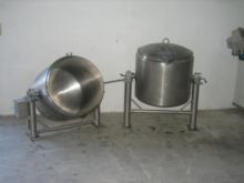 Jacketed Kettle without beater.