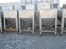 1000 liters Container tanks wit