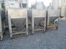 Used 1000 liters Con