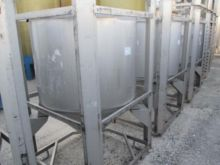 1000 liters Simple tanks of 1.0