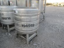 600 liters Pressure tanks of 60