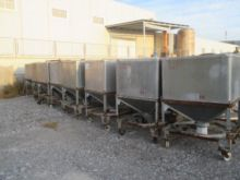 1000 litros Square containers t