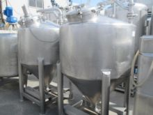 Used Conical tanks o