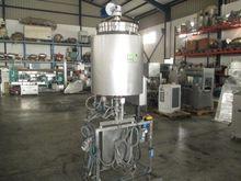 Automatic dosing piston in stai