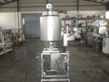 Automatic dosing piston in stai