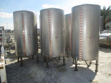 Used Tank in stainle