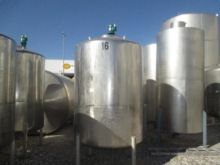 Used Tank of 4.000 l