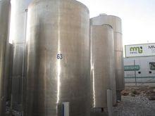 Used Simple tank of