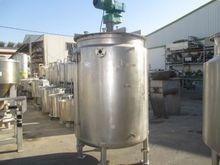 Used Reactor tank wi