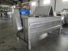 Mixer, 2000 liters in stainless