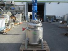 Used Reactor tank in