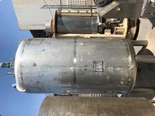 STORK Deposito de acero inoxida