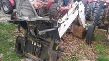 Used Bob-Cat Backhoe