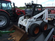 Used Bobcat 853 Skid