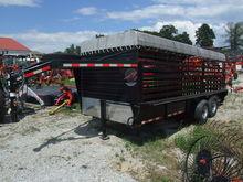 Homesteader 20' Stock trailer g