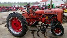 Used Farmall Super C