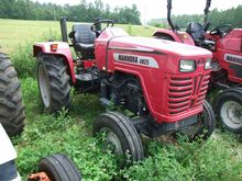 Mahindra 4025 2wd, 131 hrs, wit