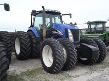 Used 2003 HOLLAND TG