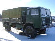 1976 Scania TGB30 4x4