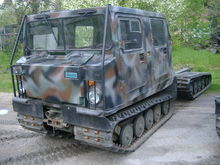 1987 Hagglunds BV206