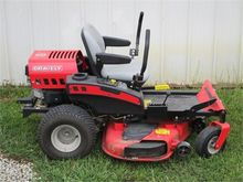 Used GRAVELY ZT50 in