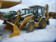 2000 Caterpillar 416C Rigid Bac