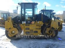 2012 Caterpillar CD54 Tandem ro