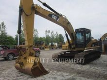 2009 Caterpillar 324DL Track ex