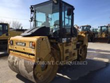 2011 Caterpillar CD54 Tandem ro