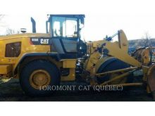 2013 Caterpillar 938K Wheeled L