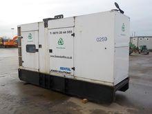 Used SDMO KVA 330 in