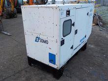 Used SDMO R90 KVA 90