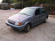 Used FORD FIESTA in