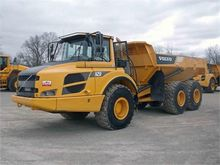 Used 2012 VOLVO A25F